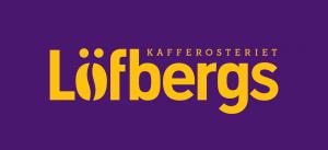 Bild av kafferosteriet Löfbergs logotyp