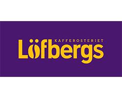 Länk till kafferosteriet Löfberg hemsida