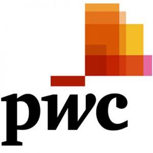Bild av PricewaterhouseCoopers logotyp